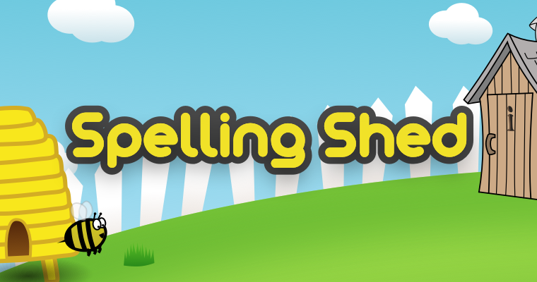 EdShed Web Game - Spelling Shed and Maths Shed